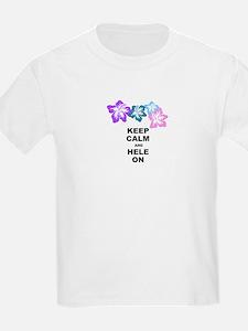 Keep Calm Hele On T-Shirt