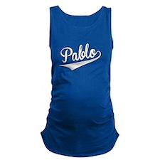 Pablo, Retro, Maternity Tank Top