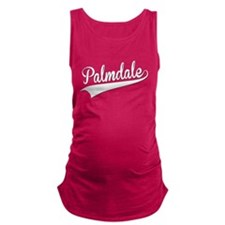 Palmdale, Retro, Maternity Tank Top