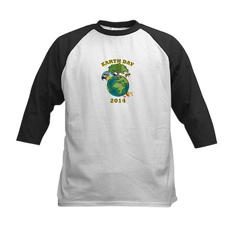 Earth Day 2014 Baseball Jersey
