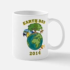 Earth Day 2014 Mugs