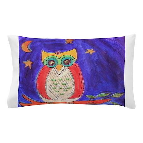 Hootie© Pillow Case