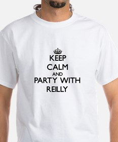 Keep calm and Party with Reilly T-Shirt