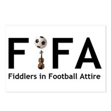 FiFA--Fiddlers in Football At Postcards (Package o