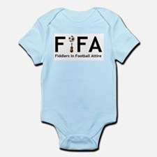 FiFA--Fiddlers in Football At Infant Bodysuit