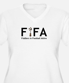 FiFA--Fiddlers in Football At T-Shirt