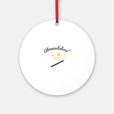 abracadabra! Ornament (Round)