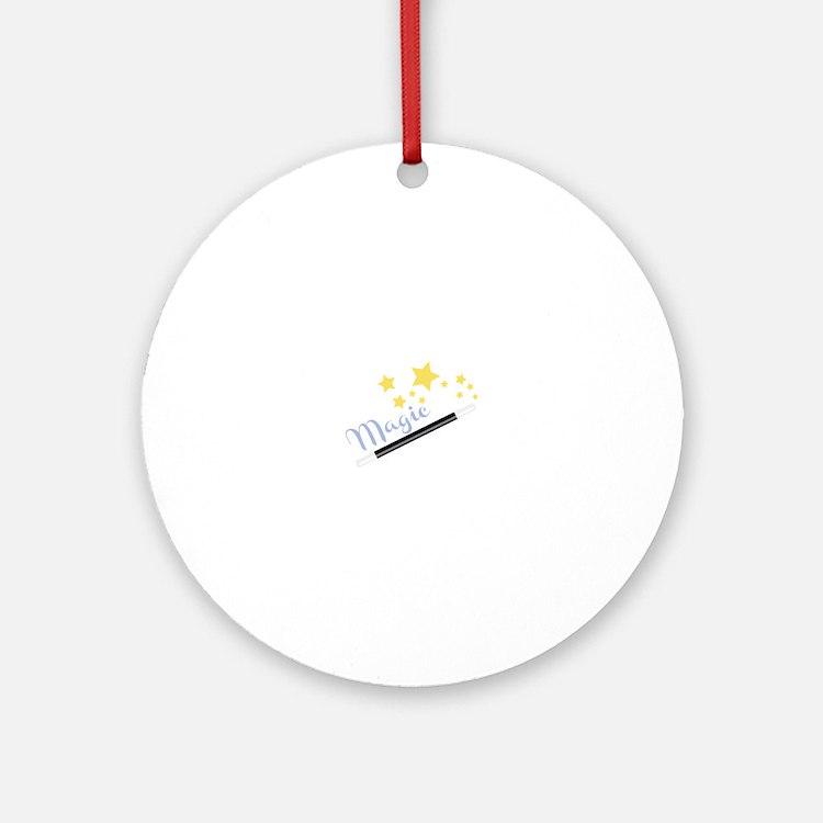 magic Ornament (Round)