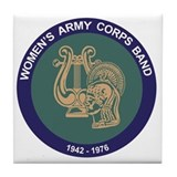 Womens army corps Drink Coasters