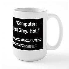 """""""Jean-Luc Picard"""" -  Mug"""