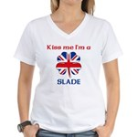 Slade Family Women's V-Neck T-Shirt