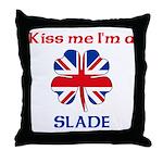 Slade Family Throw Pillow