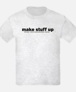 BATS Improv Makes Stuff Up T-Shirt