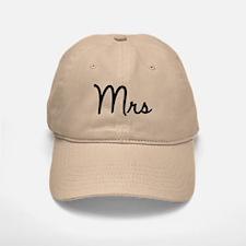 Mrs Baseball Baseball Cap