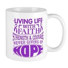Ulcerative Colitis Faith Mug