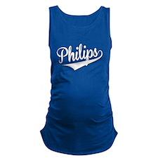 Philips, Retro, Maternity Tank Top