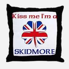 Skidmore Family Throw Pillow