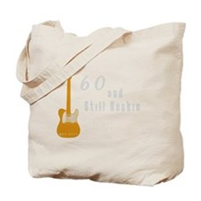 60 Years Old Tote Bag
