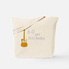 60 Years Old Tote Bag