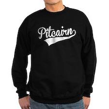 Pitcairn, Retro, Sweatshirt