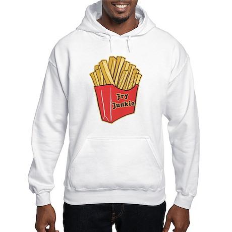 French Fry Junkie Hooded Sweatshirt