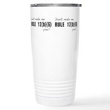 Cute 1l law student Travel Mug