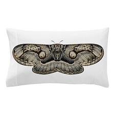 Zebra Moth Pillow Case