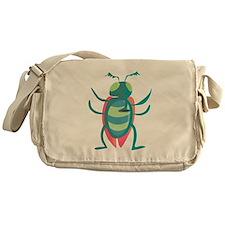 Cartoon Mosquito Messenger Bag