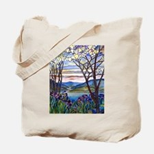 Tiffany Frank Memorial Window Tote Bag