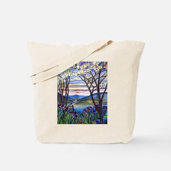 Tiffany Frank Memorial Window Tote Bag