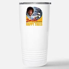 Bob Ross Travel Mug