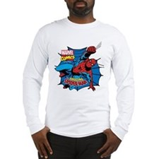 The Amazing Spiderman Long Sleeve T-Shirt