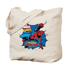 The Amazing Spiderman Tote Bag