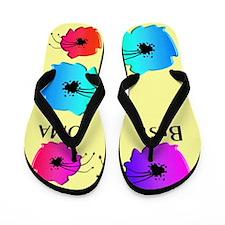 Oma Grandmother Flip Flops