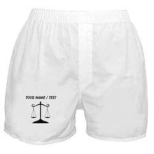 Custom Scale Boxer Shorts