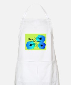 Oma Grandmother Apron