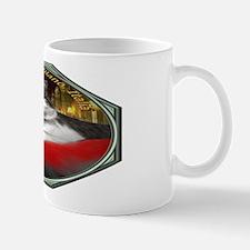 Snowy - Official Mascot Caffe Mici Amici Mug Mugs