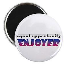 Equal Opportunity Enjoyer Magnet