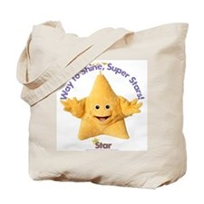 Way to Shine Star Tote Bag