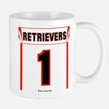 Retriever Jersey Mugs