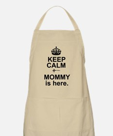 Mommy is Here Apron