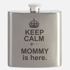 Mommy is Here Flask