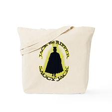 Saucy Jack Black N Yellow Tote Bag