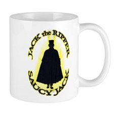 Saucy Jack Black N Yellow Mug