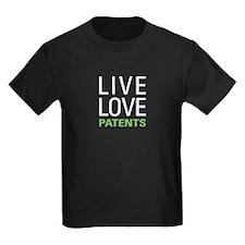 Live Love Patents T