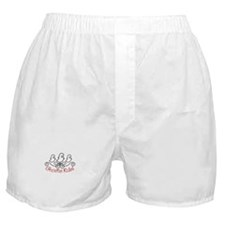Ghosts Rule! Boxer Shorts