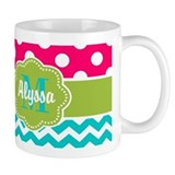 Monogram Standard Mugs (11 Oz)