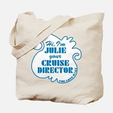 Love Boat Julie Cruise Director Tote Bag