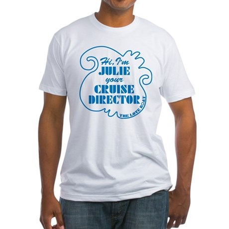 Love Boat Julie Cruise Director T-Shirt