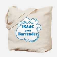 Love Boat Isaac Your Bartender Tote Bag